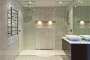 shower closet